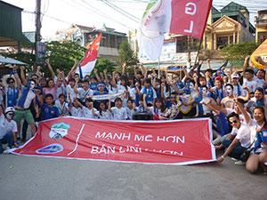 Lá cờ HAGL bay ngợp trời xứ Thanh